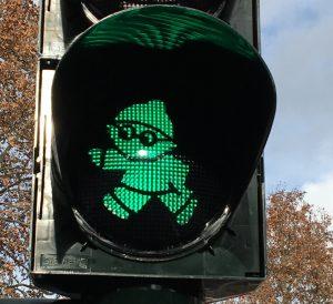 Grünes Licht für die Schnitzeljagd in Mainz